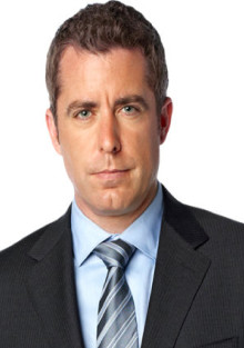 Jason Jones: he was a regular on The Daily Show with Jon Stewart.